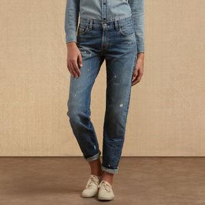 Levi's 1967 505 Selvedge Straight Leg Jeans NWT 29